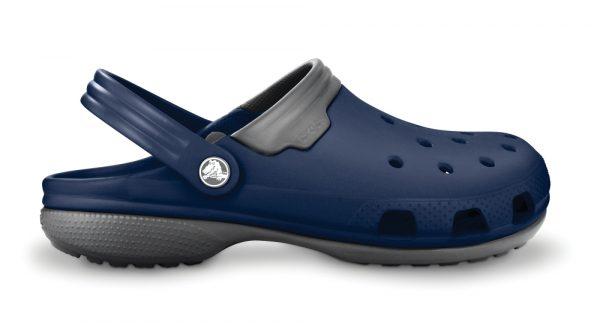 Crocs Clog Unisex Azul Navy / Smoke Duet
