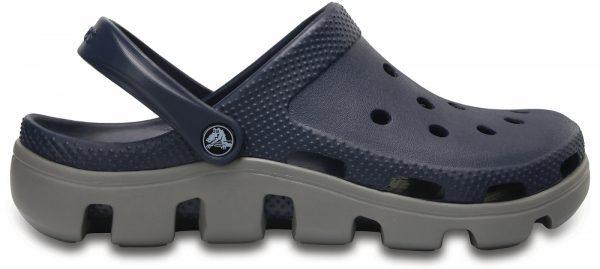 Crocs Clog Unisex Azul Navy / Smoke Duet Sport