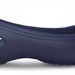 Crocs Flat Mujer Nautical Azul Navy / Nautical Azul Navy Kadee
