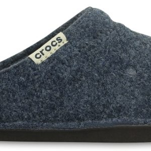 Crocs Slipper Unisex Nautical Azul Navy / Oatmeal Classic Slipper