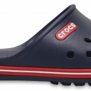 Crocs Slide Unisex Azul Navy / Pepper Crocband II