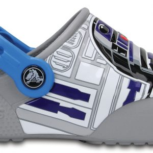 Crocs Clog para chicos Ocean / Light Grey Crocs Fun Lab Lights R2-D2 s