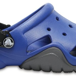 Crocs Clog Hombre Blue Jean/Slate Grey Swiftwater