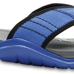 Crocs Flip Hombre Blue Jean/Slate Grey Swiftwater