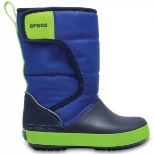 Crocs Boot Unisex Blue Jean/Azul Navy LodgePoint Snow