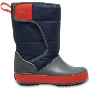 Crocs Boot Unisex Azul Navy/Slate Grey LodgePoint Snow