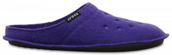 Crocs Slipper Unisex Ultraviolet / Oatmeal Classic Slipper