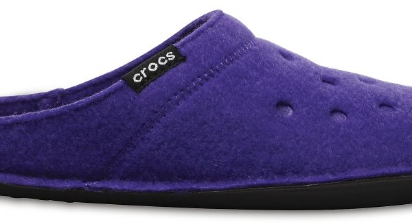 Crocs Slipper Unisex Ultraviolet / Oatmeal Classic Slipper