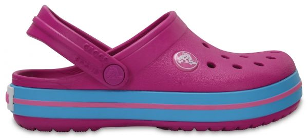 Crocs Clog Unisex Vibrant Violet Crocband