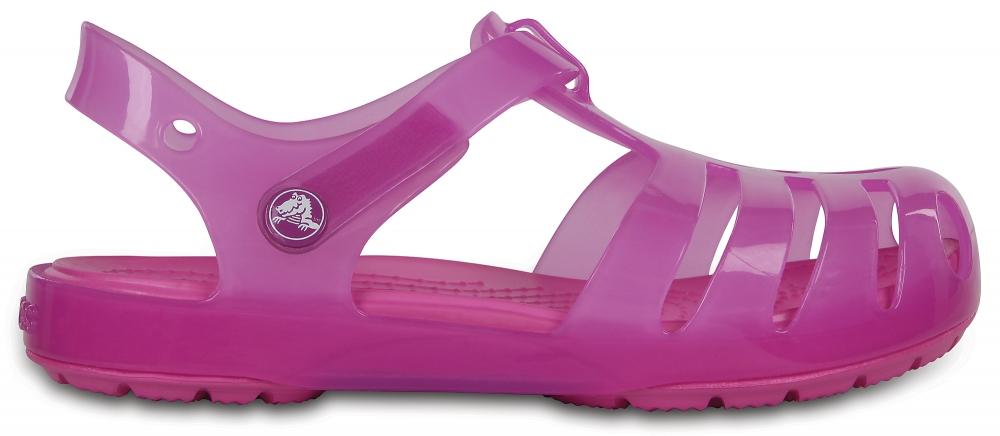 Crocs Sandal para chica Wild Orchid Crocs Isabella s