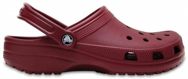 Crocs Clog Unisex Garnet Classic