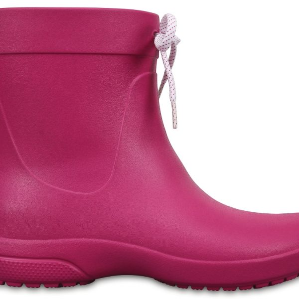 Crocs Boot Mujer Berry Crocs Freesail Shorty Rain s