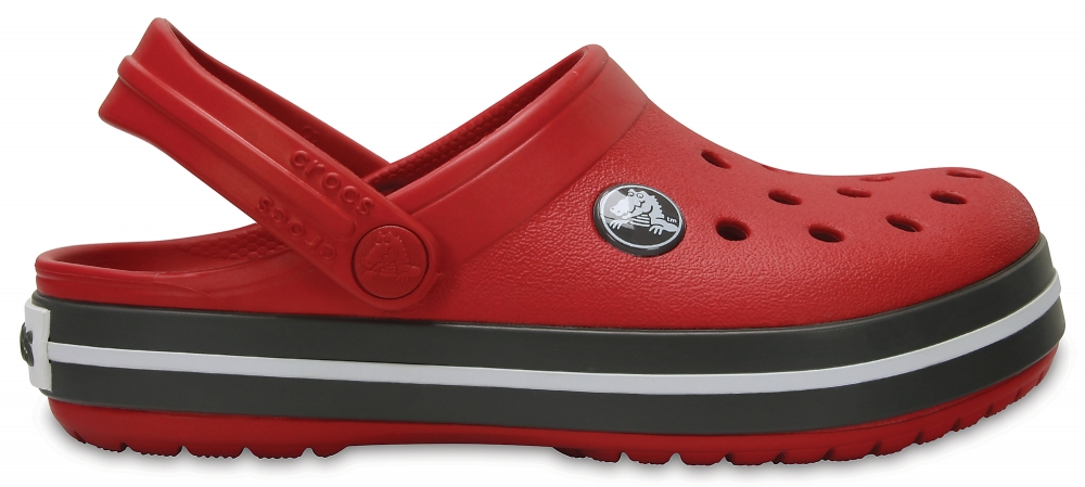 Crocs Clog Unisex Pepper / Graphite Crocband