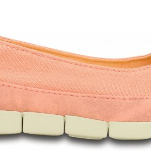 Crocs Flat Unisex Melon / Stucco Stretch Sole