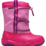 Crocs Boot Unisex Party Rosa / Candy Rosa Swiftwater Waterproof