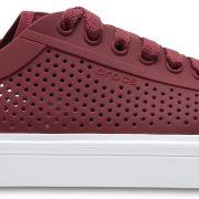 Crocs Shoe Hombre Garnet/Blancos CitiLane Roka Court