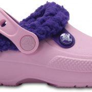 Crocs Clog Unisex Ballerina Rosa/Ultraviolet Classic Blitzen III