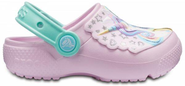 Crocs Clog Unisex Ballerina Rosa/New Mint Crocs Fun Lab s
