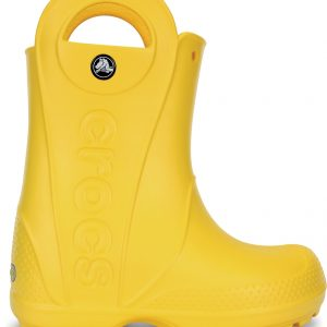 Crocs Boot Unisex Yellow Handle It Rain