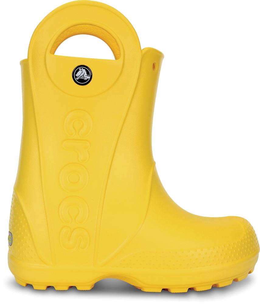 Crocs Boot Unisex Yellow Handle It Rain
