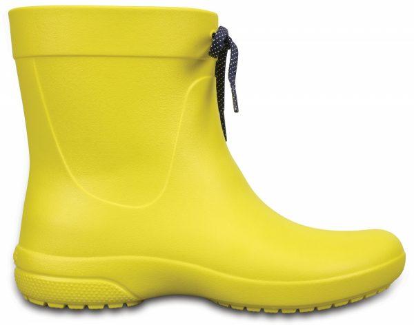 Crocs Boot Mujer Limon Crocs Freesail Shorty Rain s