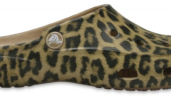 Crocs Clog Mujer Leopard Crocs Freesail Graphic