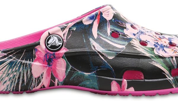 Crocs Clog Mujer Tropical Crocs Freesail Graphic