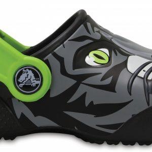 Crocs Clog Unisex Tiger / Graphite Crocs Fun Lab s