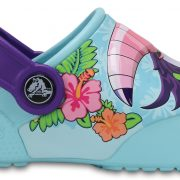 Crocs Clog Unisex Toucan / Ice Blue Crocs Fun Lab Lights s