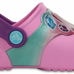 Crocs Clog Unisex Gems / Carnation Crocs Fun Lab Lights s