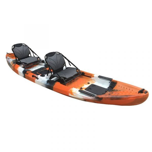 Kayak DOBLE de Pesca FISHER