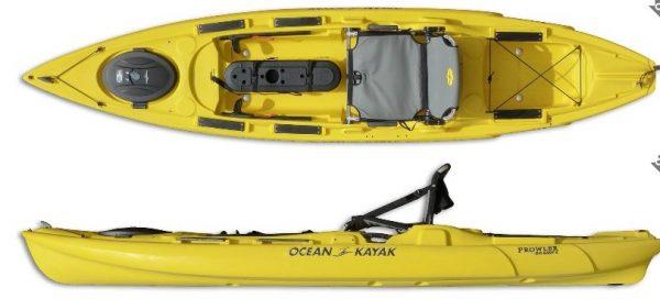 Kayak Nueva Prowler Pesca BIG GAME II