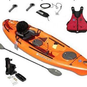 PACK TARPON 100 Kayak PESCA