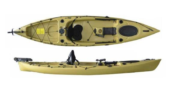Kayak Kayak Riot Escape 12
