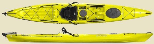 Kayak wilderness TArpon 160 2015