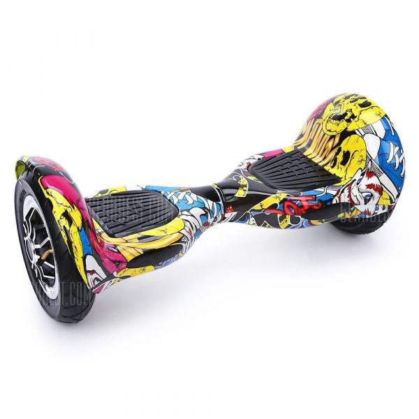 Patinete electrico hoverpusher