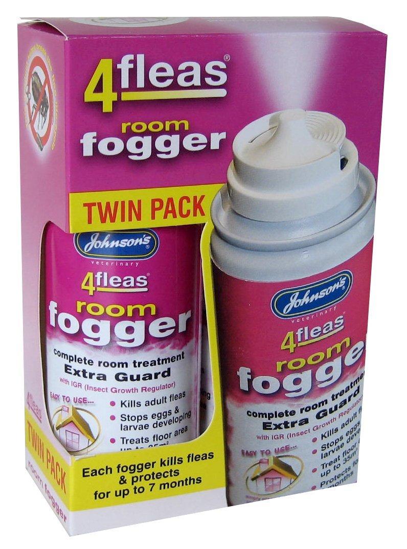 Pulverizador anti pulgas Johnsons