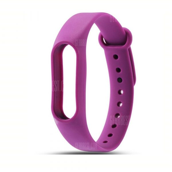 Correas recambio 10 colores para SmartWatch Mi Band 2 Xiaomi