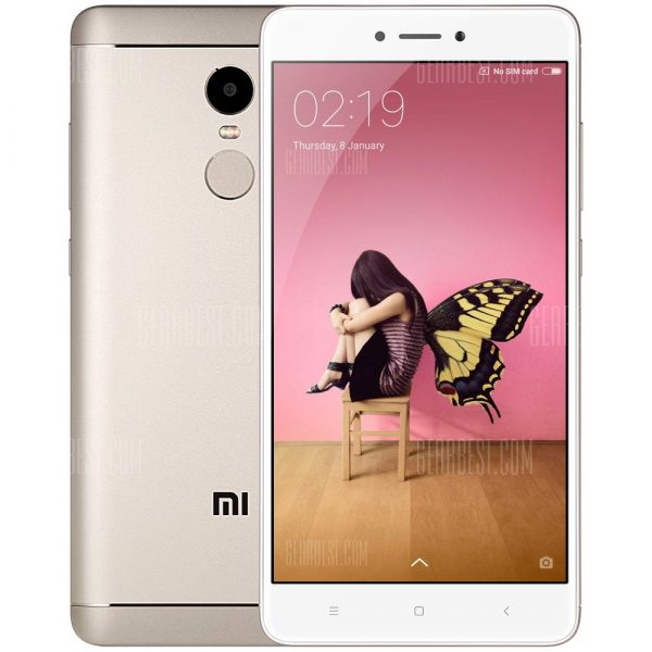 Xiaomi Redmi Note 4 4G Phablet Version Global