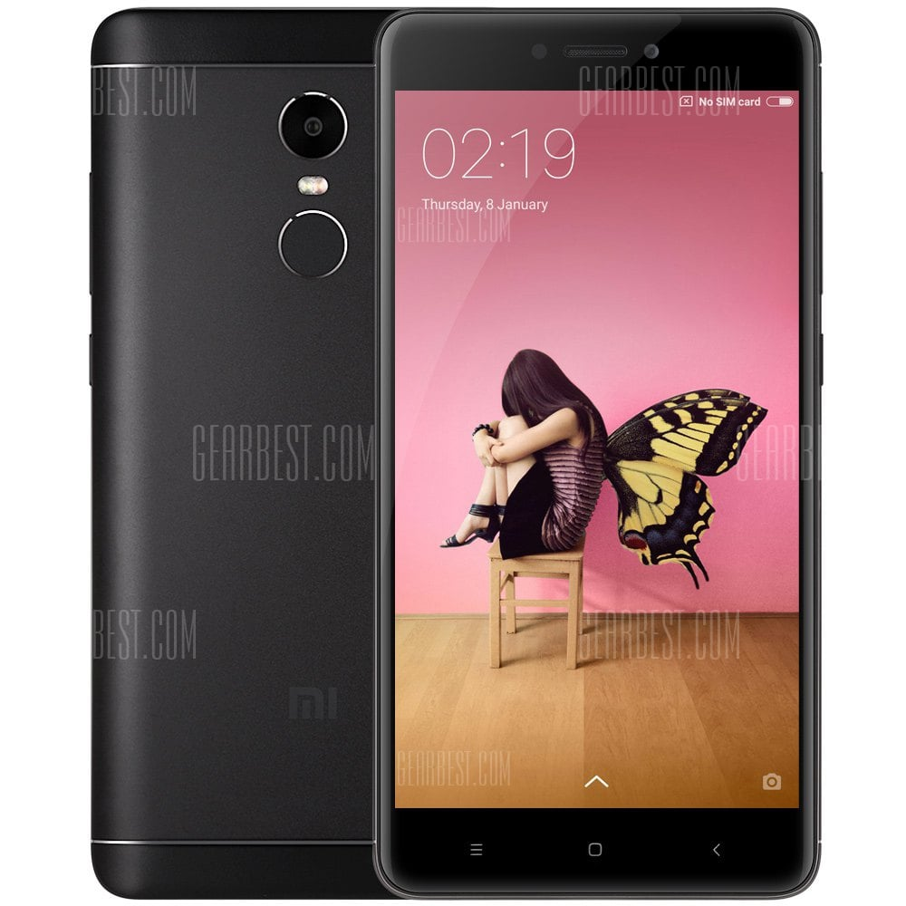 Xiaomi Redmi Note 4X 4G Phablet Version Internacional