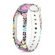 TPU Wristband Correa recambio colores para Xiaomi Mi Band 2