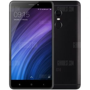 Xiaomi Redmi Note 4 4G Phablet UK Plug
