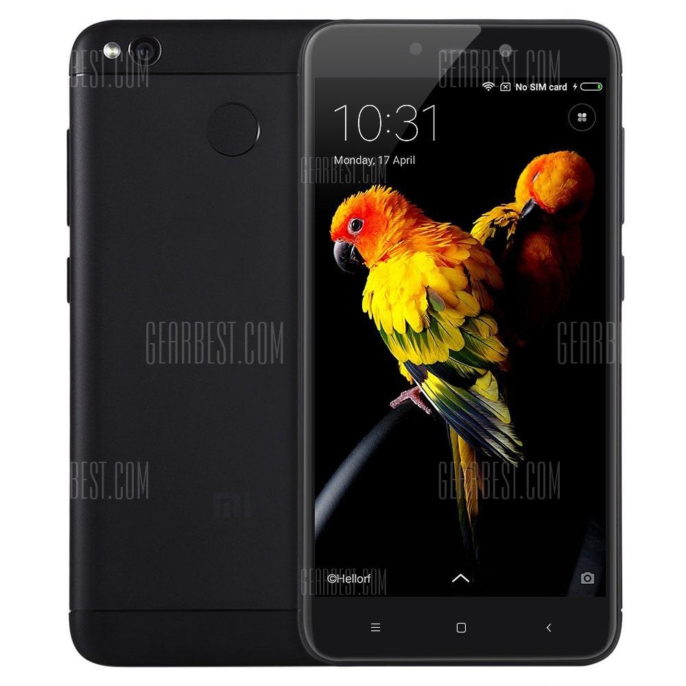 Xiaomi Redmi 4X 3GB RAM 4G Smartphone