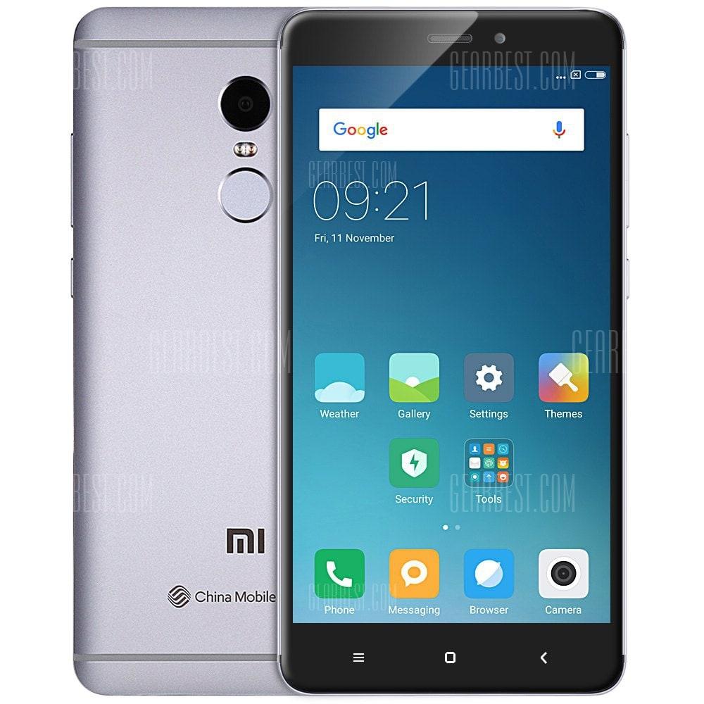 Xiaomi Redmi Note 4 4G Phablet Fingerprint Sensor