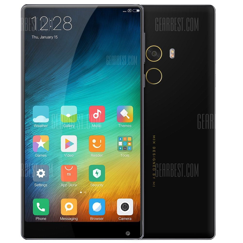 Xiaomi Mi MIX 4G Phablet Version Internacional