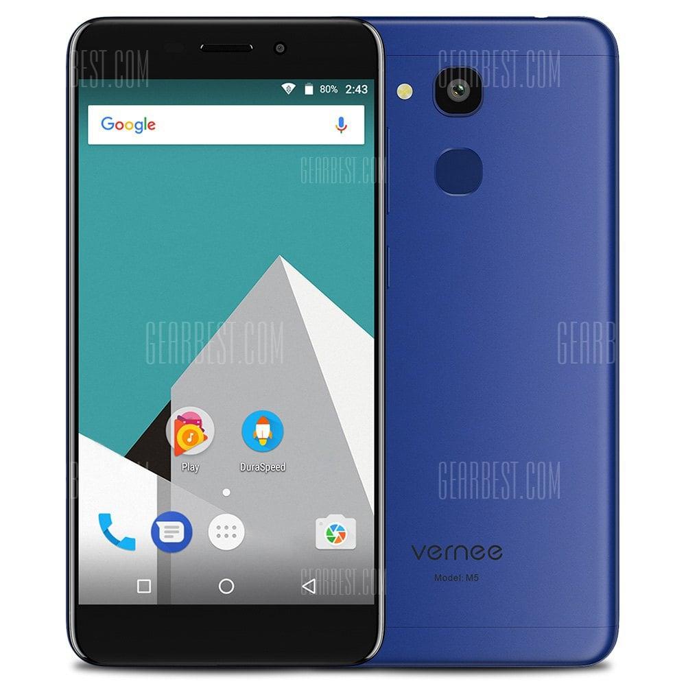 Vernee M5 4G Smartphone 32GB ROM