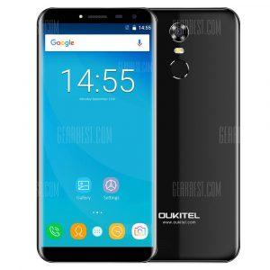 OUKITEL C8 3G Phablet