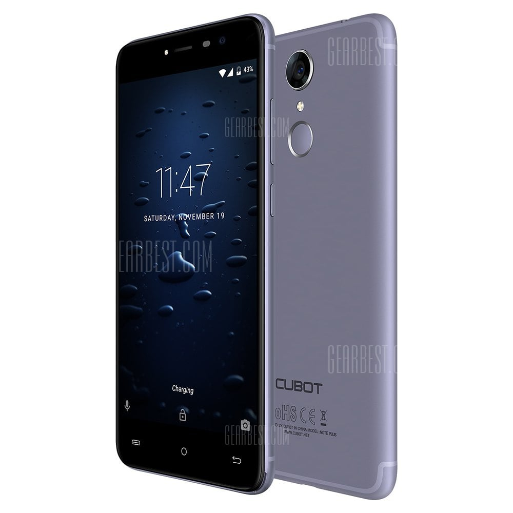 Cubot Note Plus 4G Smartphone