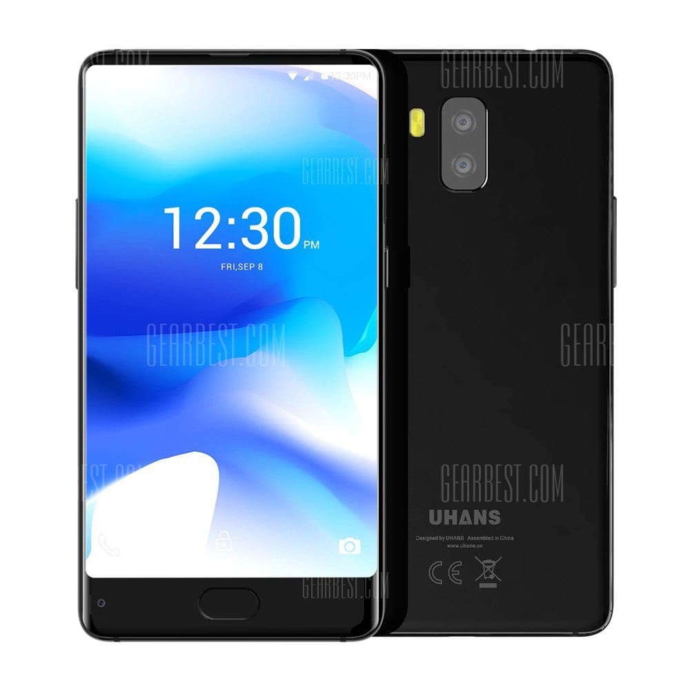 UHANS MX 3G Smartphone