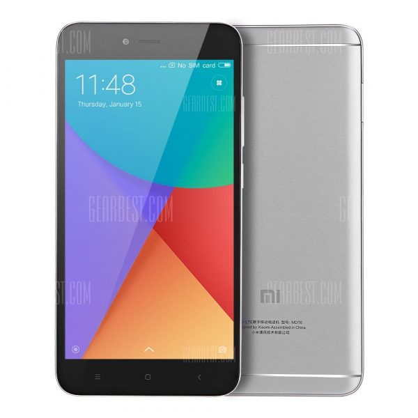 Xiaomi Redmi Note 5A 4G Phablet Version Global